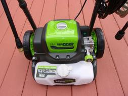 NEW Greenworks 1,800-PSI 1.1-GPM Cold Water Electric Pressur