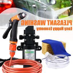 12V Car Wash Car <font><b>Washer</b></font> Gun <font><b>Pum