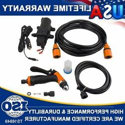 12V Jet Spray Gun 160PSI High Pressure Car Electric Washer H