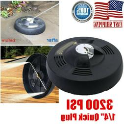 """16"""" Inch Pressure Washer Surface Cleaner Attachment  3200 PS"""