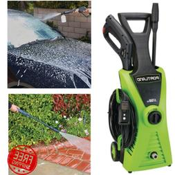 PORTLAND 1750 PSI 1.3 GPM Corded Electric Pressure Washer FR