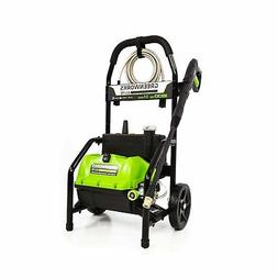 Greenworks 1800 PSI 1.1 GPM Electric Pressure Washer, PW-180