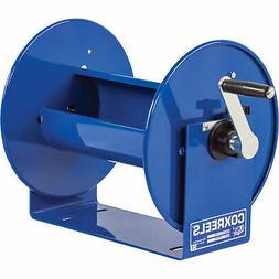 "Coxreels 1125-4-200 Steel Hand Crank Hose Reel, 1/2"" Hose I."