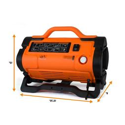WEN 2000 PSI 1.6 GPM 13 Amp Variable Flow Electric Pressure