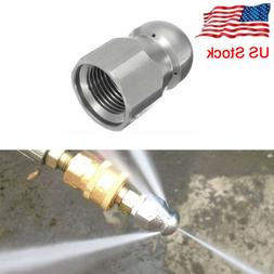 3/8''F 5 Jet Pressure Washer Drain Sewer Cleaning Pipe Jette