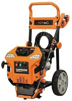 Generac 6412 2000-3000 Onewash Pressure Washer