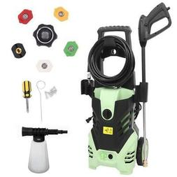 3000PSI Pressure Electric High Pressure Washer 1800W Motor J