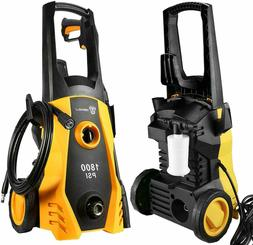DEKO 2030 PSI Electric Pressure Washer  with Power Hose Nozz