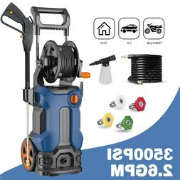 3000PSI 1.8GPM Electric Pressure Washer Home High Power Wate