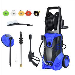Automatical 3000PSI Electric High Pressure Washer 2000W 2GPM