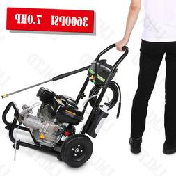 3600PSI 2.8GPM Gas Pressure Washer Electric Pressure Cleaner