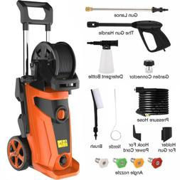 3500PSI 2.6GPM Electric Pressure Washer High Power Cleaner M