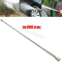 36'' 3000psi Spary Gun WAND LANCE For Power Pressure Washer