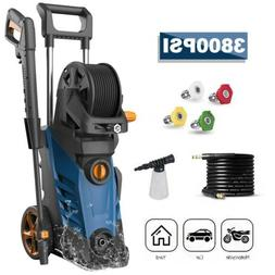 3000~3800PSI 2.8GPM Electric Pressure Washer High Power Auto