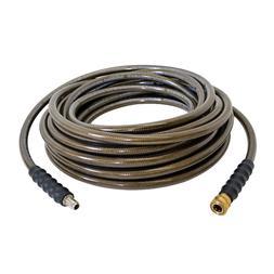 "Simpson 41028 Pressure Washer Hose 3/8"" x 50' 4500 PSI Cold"