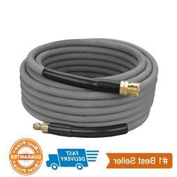 50' Pressure Washer Hose Non-Marking - 4000 PSI 50 ft. Lengt