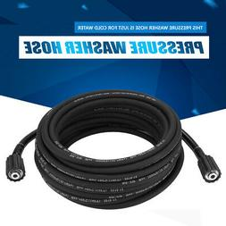 50 ft. 3200 PSI High Pressure Washer Hose - M22 Connector -
