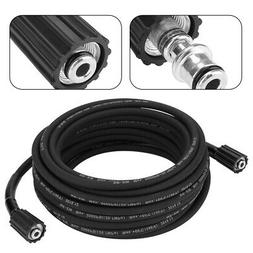 50 ft. High Pressure Washer Hose 3200 PSI - M22 Connector -