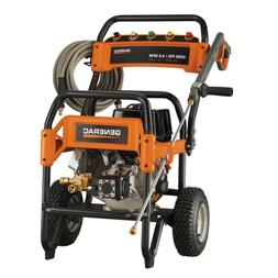 Generac 6565 4,200 PSI 4.0 GPM 420cc OHV Gas Powered Commerc