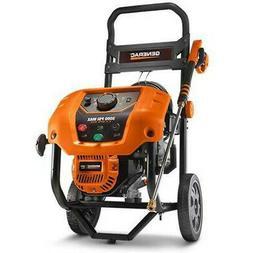 Generac 6809 Gas Powered 2000-3000 psi Variable Pressure Was