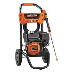 2500 psi 2.4 gpm Cold Water Gas Pressure Washer GENERAC 6921