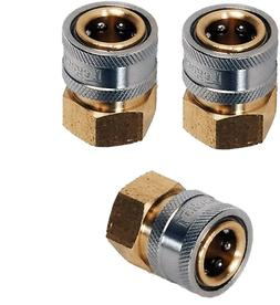 Legacy 9.802-164.0-3PK Pressure Washer Hose Quick Coupler So