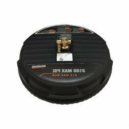 "Generac 6132 High Pressure 15"" 3100 PSI Pressure Washer Surf"