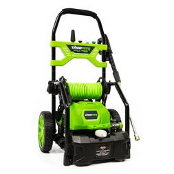 Greenworks  1950 PSI 1.2 GPM Open Frame Pressure Washer GPW1