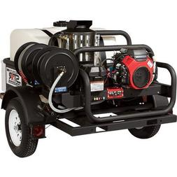 NorthStar Hot Water Pressure Washer - 4000 PSI, 4.0 GPM, Hon