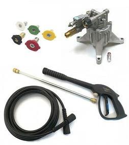 POWER PRESSURE WASHER WATER PUMP & SPRAY KIT  Brute  020385-