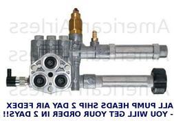 Pump Head 2700 PSI AR PRESSURE WASHER Troy-Bilt 020568 02 AR