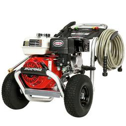 SIMPSON ALH3425 3,400-Psi 2.5-Gpm Gas Pressure Washer By Hon