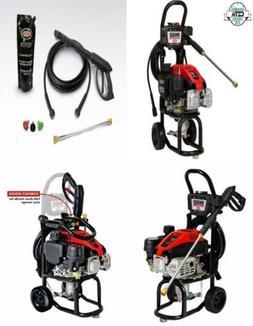 Simpson Clean Machine Steel Gas Powered Engine Pressure Wash