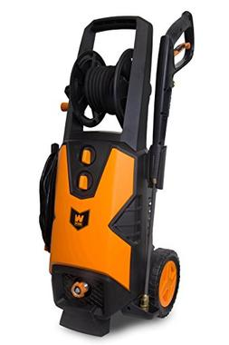 WEN Electric Pressure Washer 2030 PSI 1.76 GPM 14.5 Amp Vari