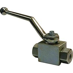 AR North America GE2N14 High Pressure Ball Valve Steel Body
