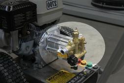 """AR RMV2.5G30 Pressure Washer Pump  AR RMV2.5G30D  3/4"""" Shaft"""