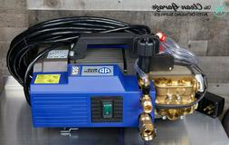 AR Blue Clean AR630TSS Pressure Washer | 2.1 GPM Total Stop