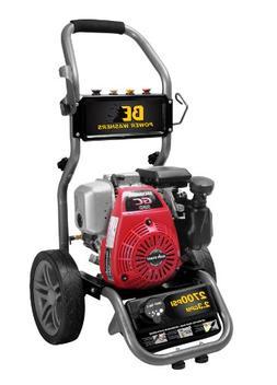 BE Pressure BE275HA Gas Powered Pressure Washer, GC160, 2700