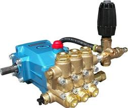 CAT Belt Drive Pressure Pump 5PP3140 4000 PSI 20 mm w/ Plumb