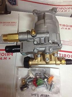 BONUS + Horizontal Pressure Washer Pump 3000 Ridgid Blackmax