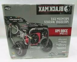 Brand New Black Max 3300 PSI 2.4gpm Premium Gas Pressure Was