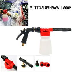 Car Cleaning Washing Foam Gun Water Soap Shampoo Sprayer Was