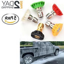 Car Pressure Washer Accessories Spray Nozzle Tip Lavadora Pr