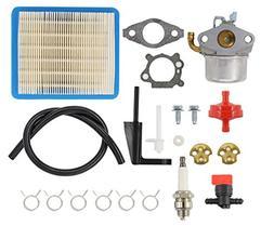 Carburetor Air Filter Spark Plug Fuel Hose Shut Off Valve Ca
