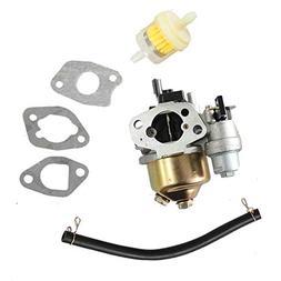 VacFit Carburetor for Homelite HL252300 UT80522B UT80522D UT