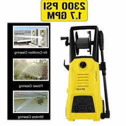 Cord Electric Pressure Washer 2300 PSI 1.76 GPM High Power C