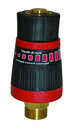 Simpson Dial-N-Wash Pressure Regulator For M22 Spray Guns Up