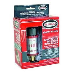 Dial-N-Wash Adjustable Pressure Washer Regulator