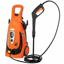 Easy to Use Power Pressure Washer: Nozzle Gun Turbo Wand Bui