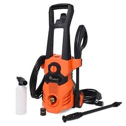 Ivation Electric Pressure Washer 1520 PSI 1.32 GPM, 13 Amp,